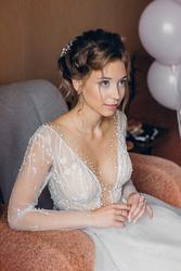 Свадебное платье Gabbiano со скидкой 50%
